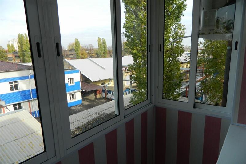1-комнатная квартира посуточно (вариант № 2098), ул. Кольцовская улица, фото № 8