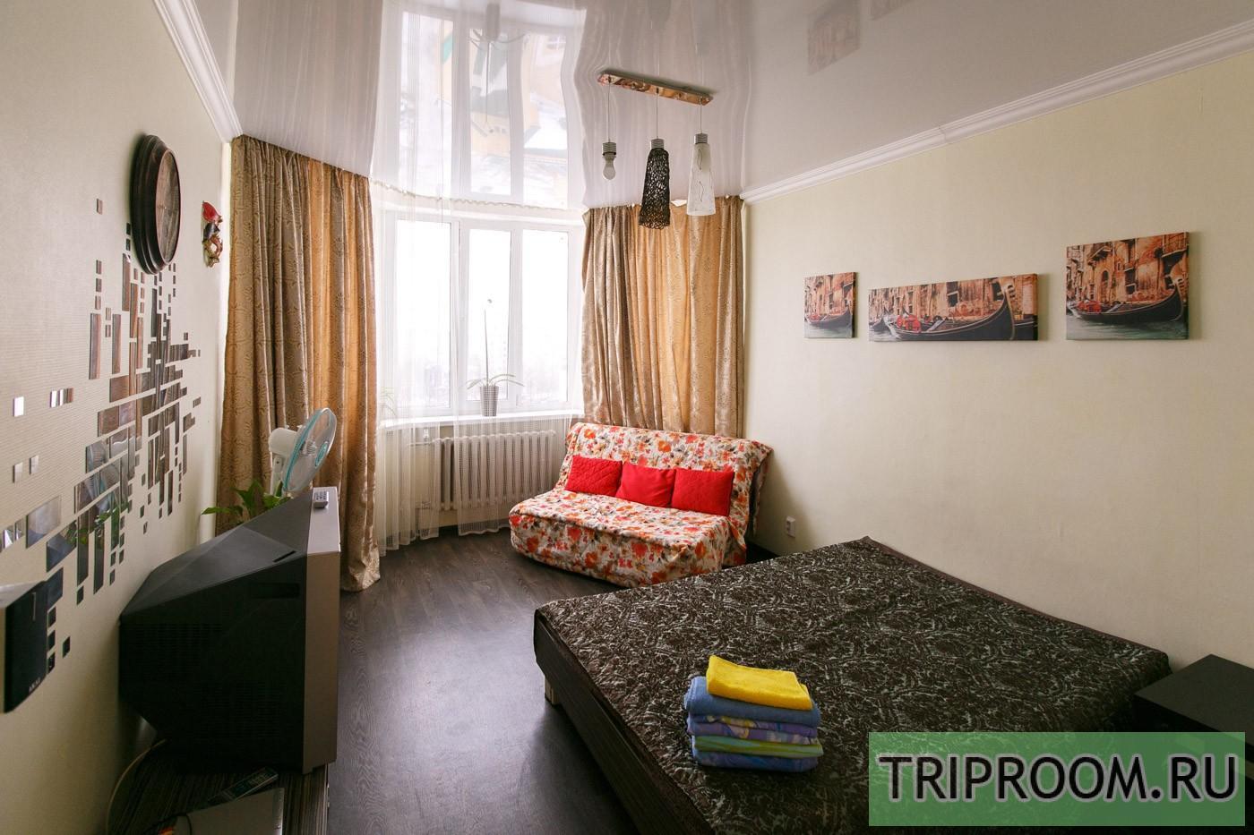 1-комнатная квартира посуточно (вариант № 28539), ул. П.И. Смородина, фото № 1