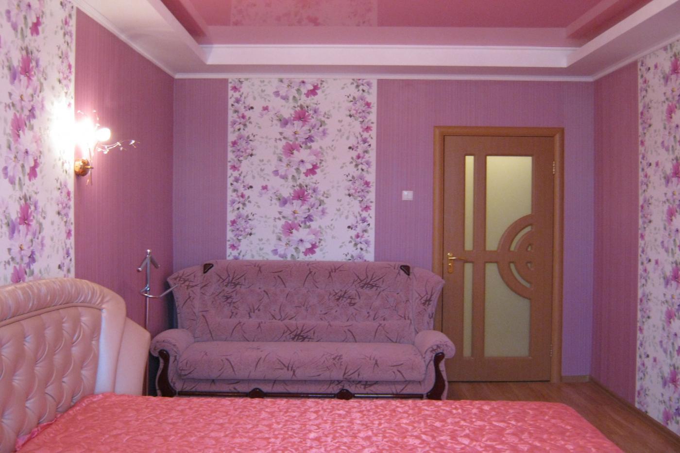 1-комнатная квартира посуточно (вариант № 1547), ул. Пожарова улица, фото № 8