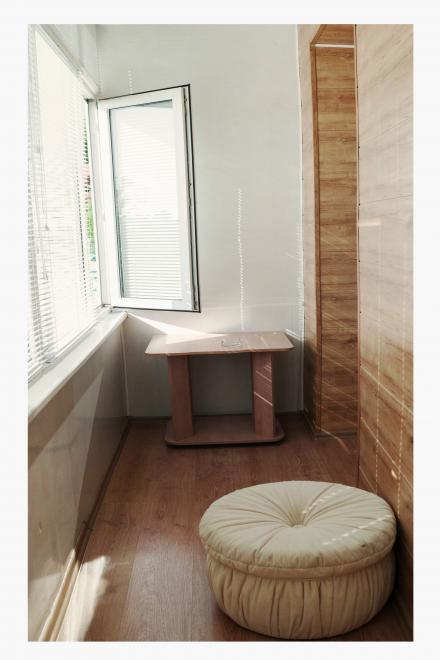 2-комнатная квартира посуточно (вариант № 1536), ул. Воронина улица, фото № 6