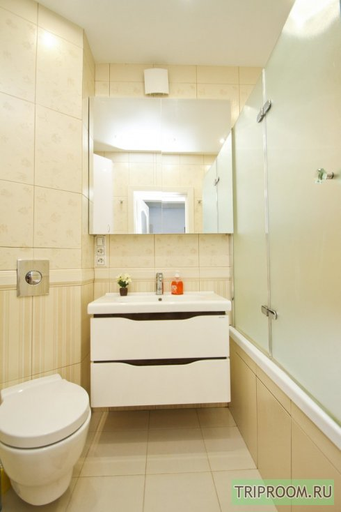 2-комнатная квартира посуточно (вариант № 56087), ул. Сибирская улица, фото № 23