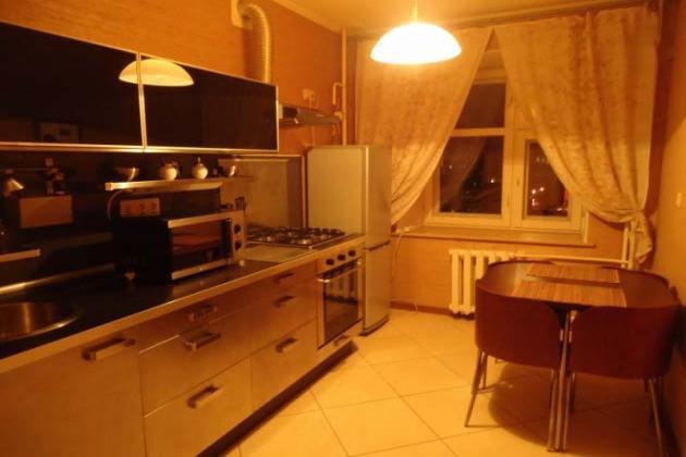 1-комнатная квартира посуточно (вариант № 2571), ул. Зинина улица, фото № 1
