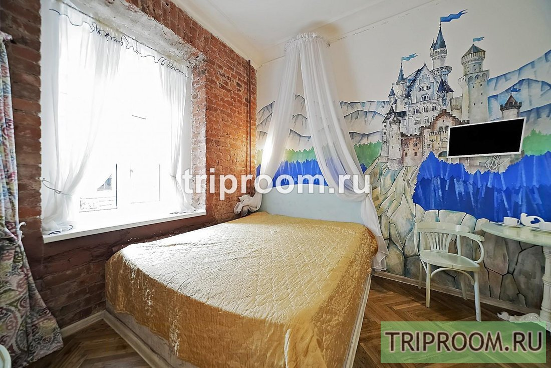 1-комнатная квартира посуточно (вариант № 63539), ул. Гороховая улица, фото № 4