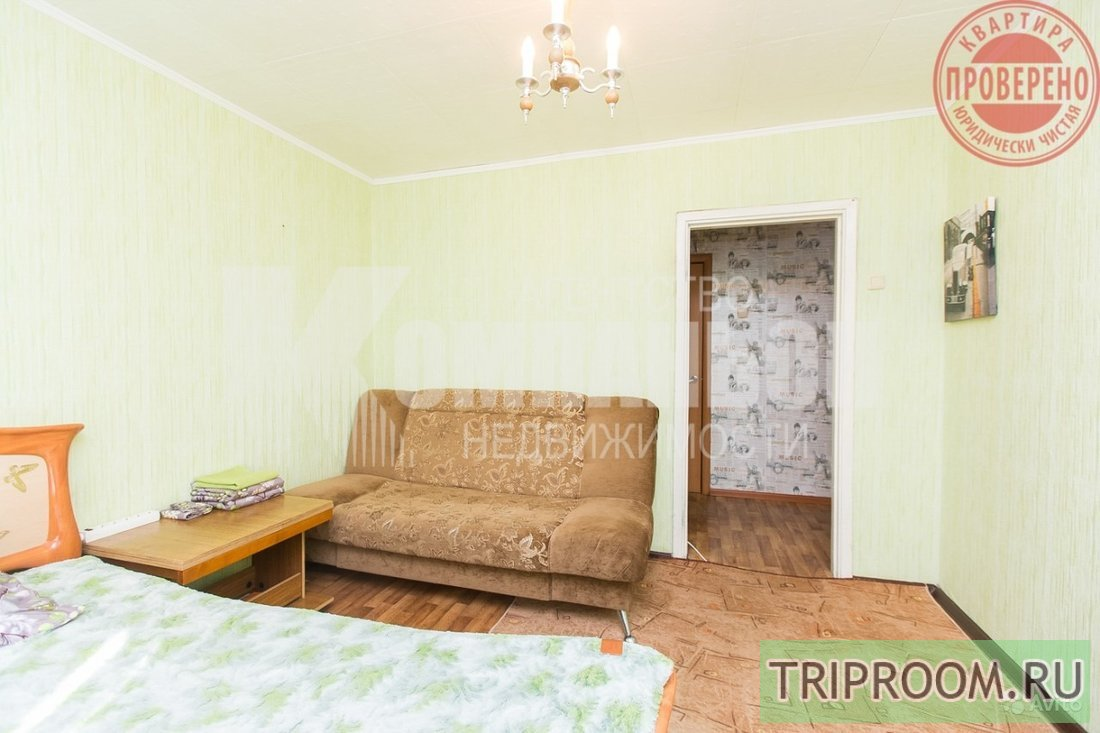 1-комнатная квартира посуточно (вариант № 16873), ул. Кирова улица, фото № 13