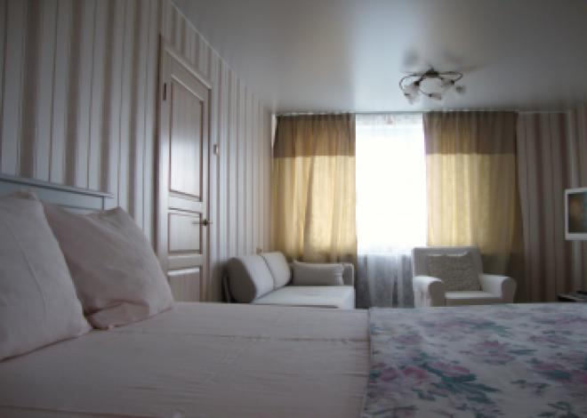 1-комнатная квартира посуточно (вариант № 65), ул. Юлиуса Фучика улица, фото № 2