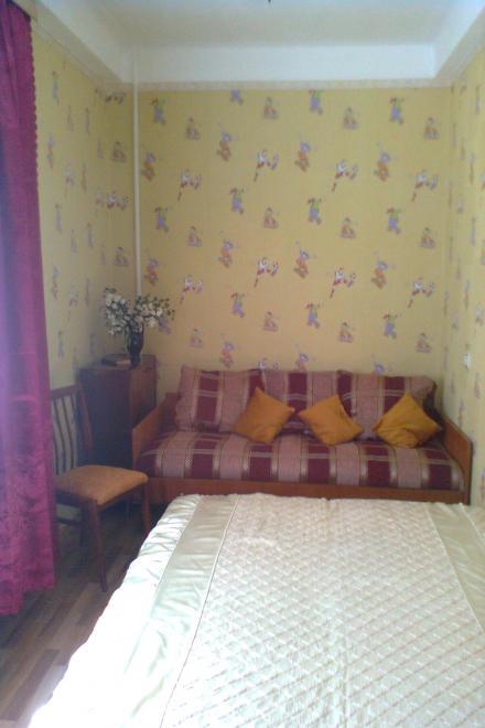 2-комнатная квартира посуточно (вариант № 2427), ул. Ефремова улица, фото № 9
