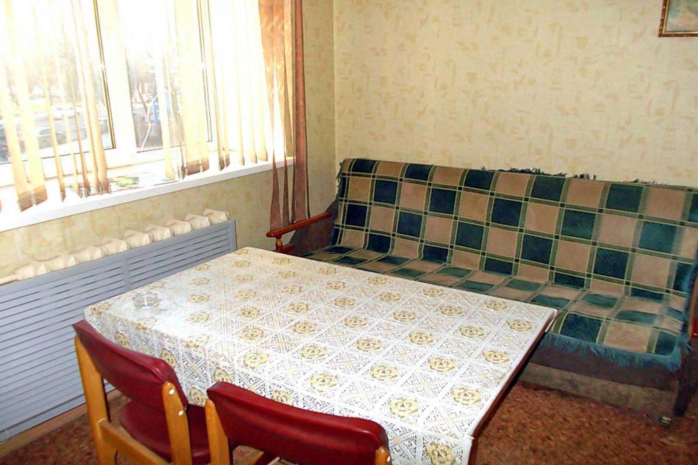 1-комнатная квартира посуточно (вариант № 3873), ул. Никитинская улица, фото № 10