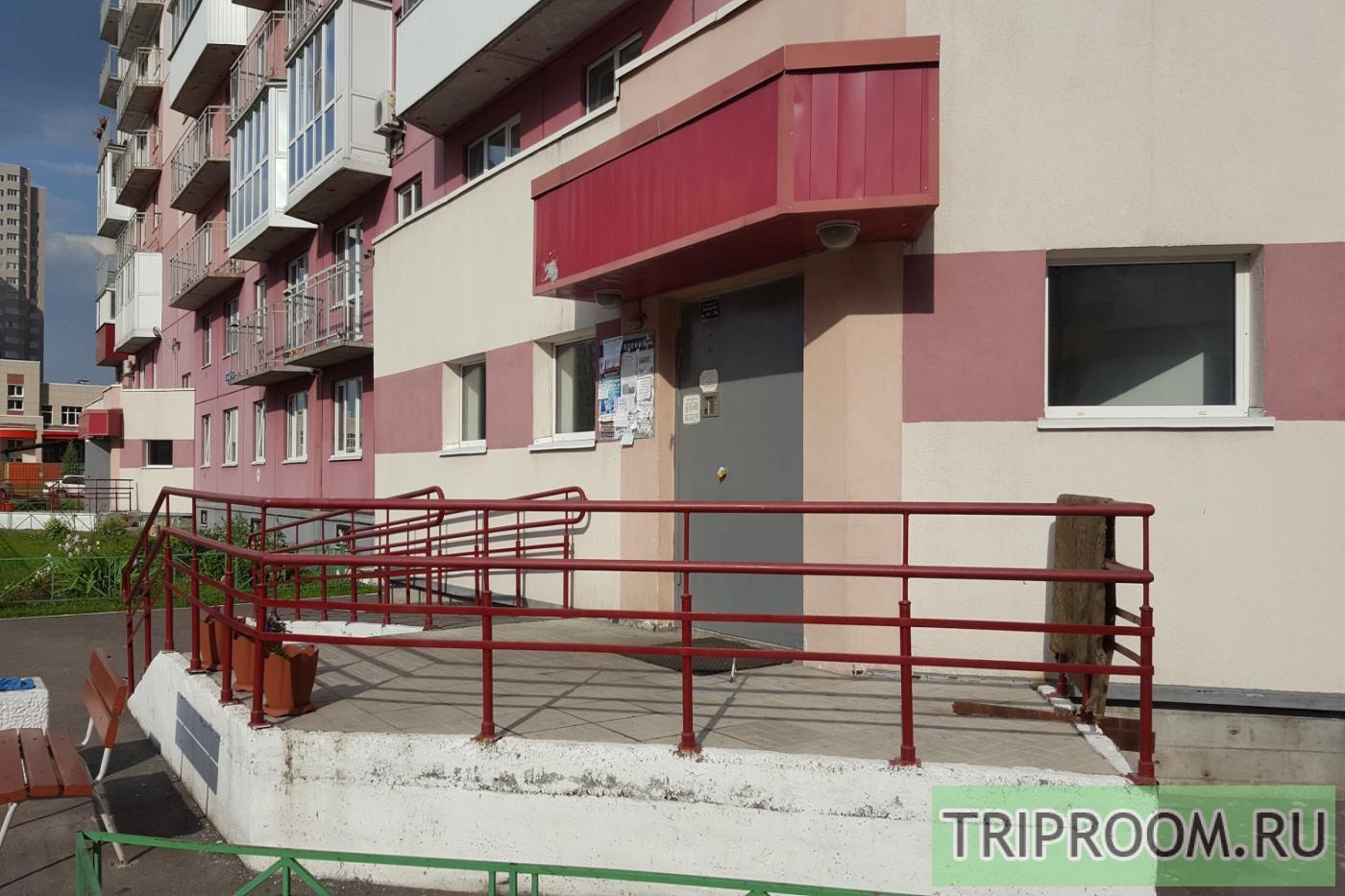 1-комнатная квартира посуточно (вариант № 30838), ул. Ермакова улица, фото № 3
