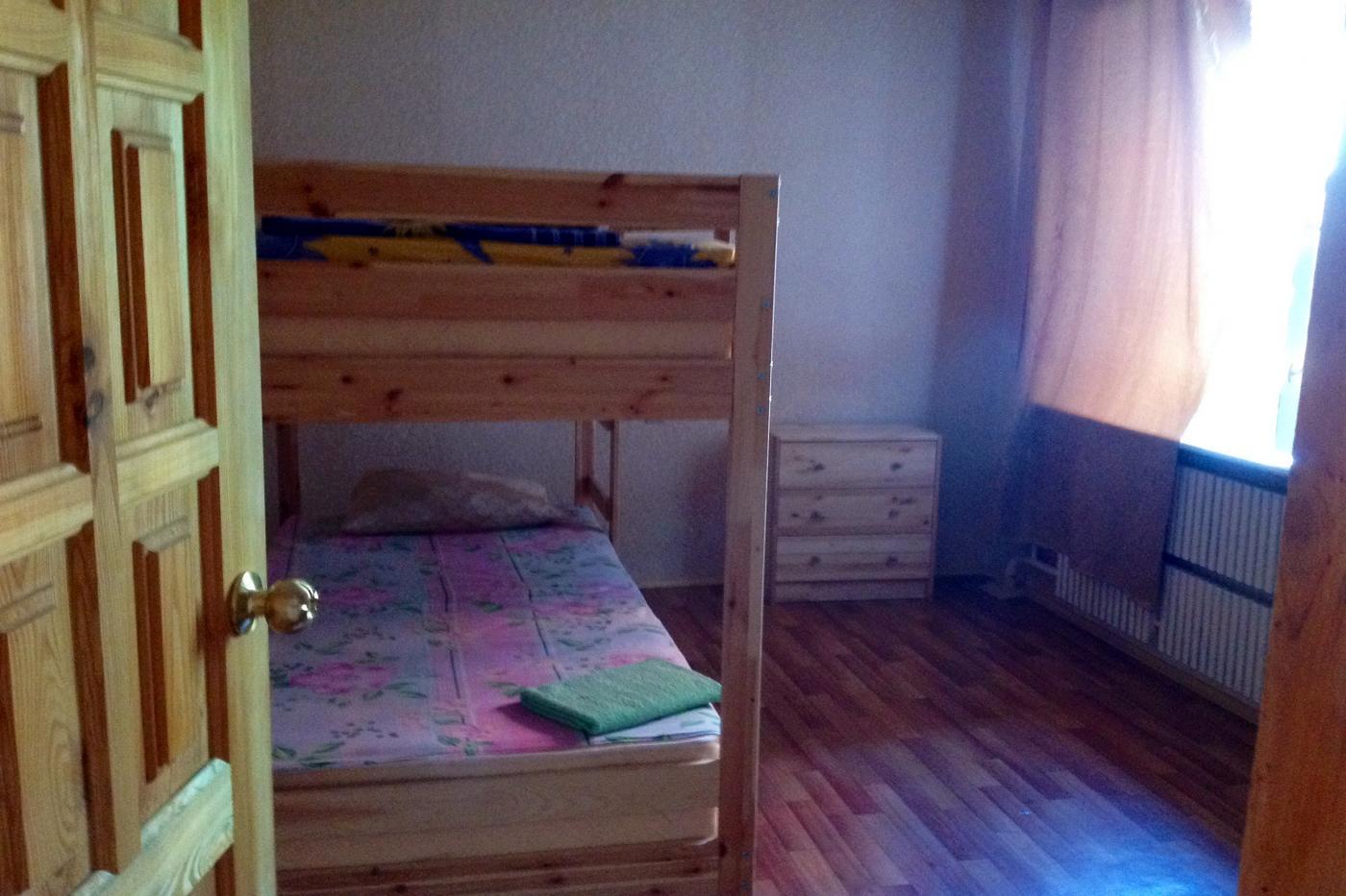 9-местный хостел посуточно (вариант № 2404), ул. Владимира Невского улица, фото № 2
