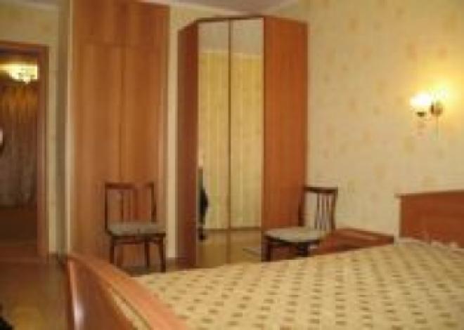 2-комнатная квартира посуточно (вариант № 167), ул. Луговая улица, фото № 2