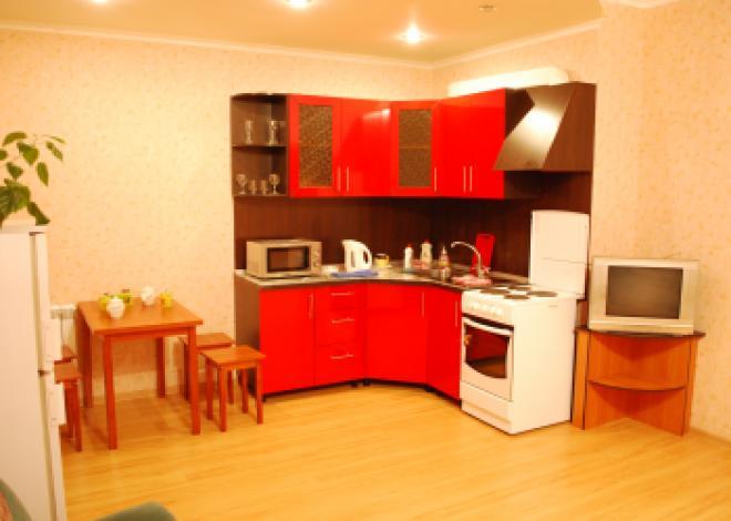 1-комнатная квартира посуточно (вариант № 116), ул. Байкальская улица, фото № 5