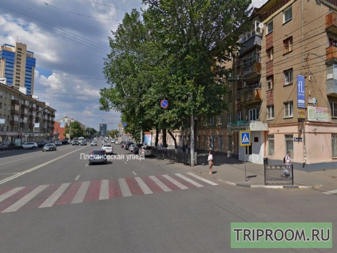 1-комнатная квартира посуточно (вариант № 13601), ул. Плехановская улица, фото № 15