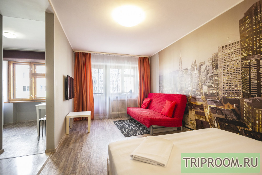 1-комнатная квартира посуточно (вариант № 67249), ул. Перенсона, фото № 1