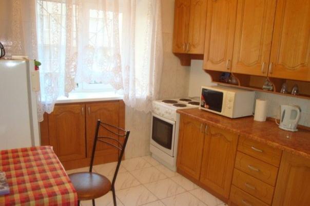 2-комнатная квартира посуточно (вариант № 4475), ул. Челюскинцев улица, фото № 4