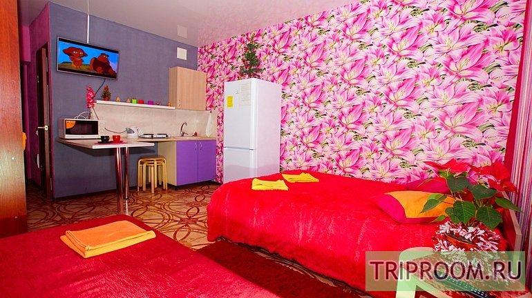 1-комнатная квартира посуточно (вариант № 10732), ул. Кореновская улица, фото № 1