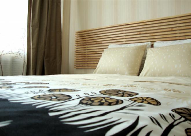 1-комнатная квартира посуточно (вариант № 66), ул. Рихарда Зорге улица, фото № 3