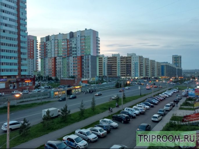 1-комнатная квартира посуточно (вариант № 42023), ул. Чернышевского улица, фото № 7