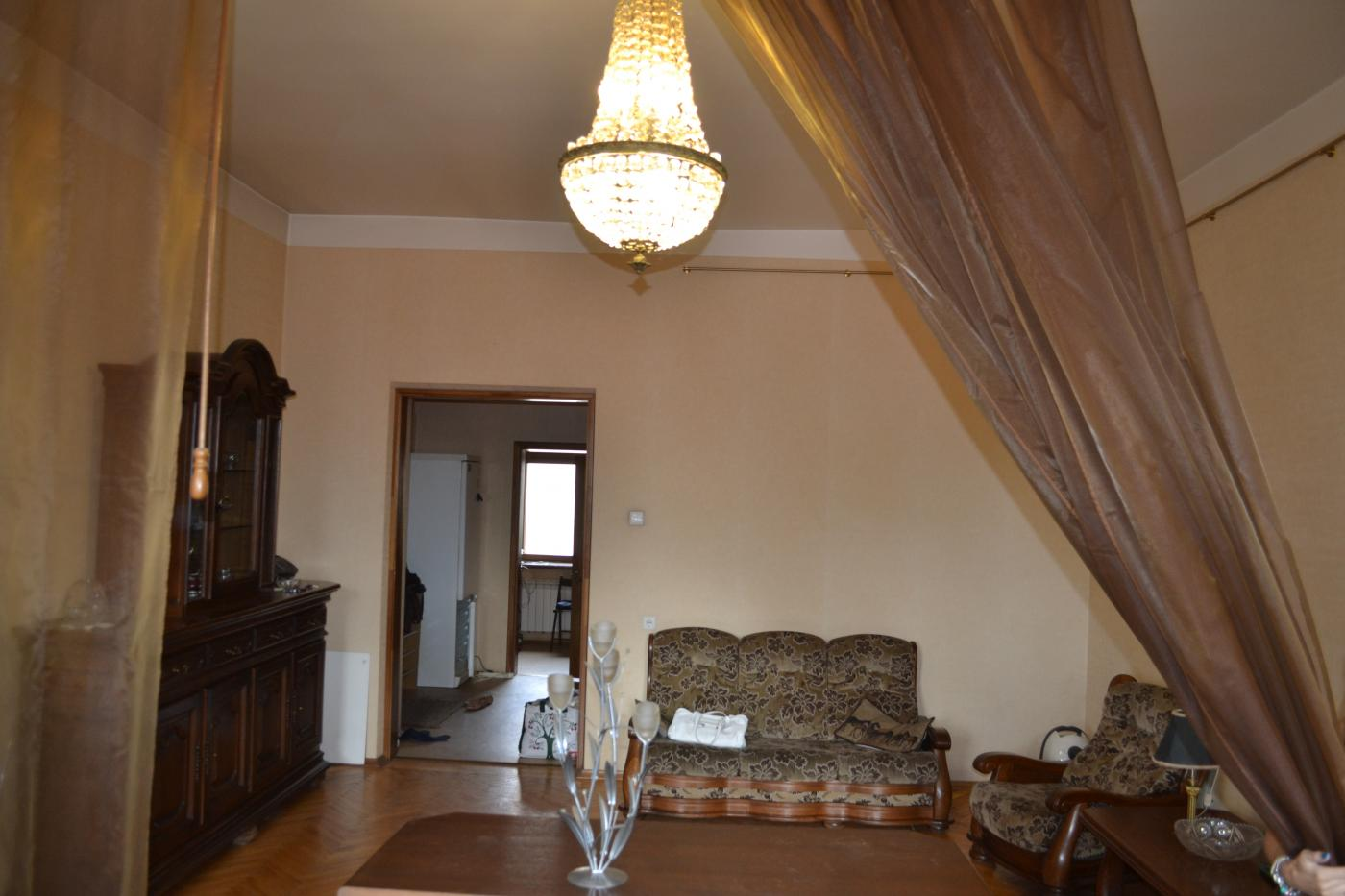 1-комнатная квартира посуточно (вариант № 1681), ул. Лермонтовский проспект, фото № 3