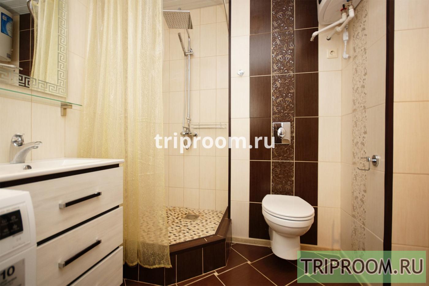 1-комнатная квартира посуточно (вариант № 17278), ул. Полтавский проезд, фото № 12