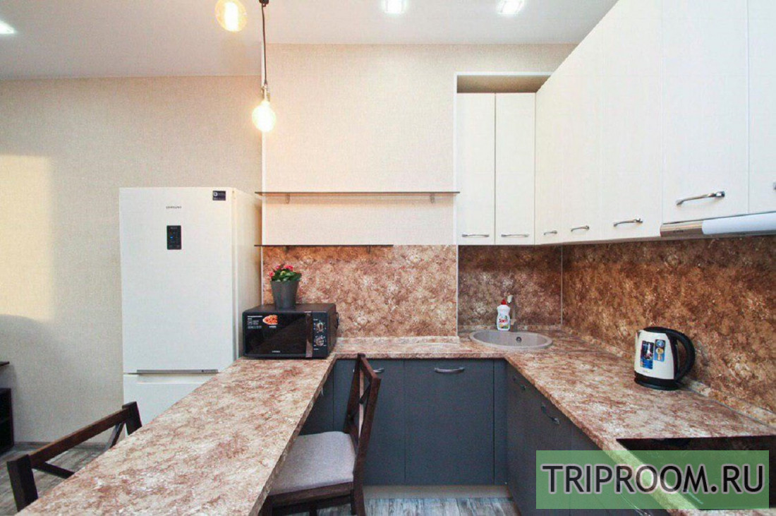 1-комнатная квартира посуточно (вариант № 70260), ул. ул. Александра Усольцева, фото № 2