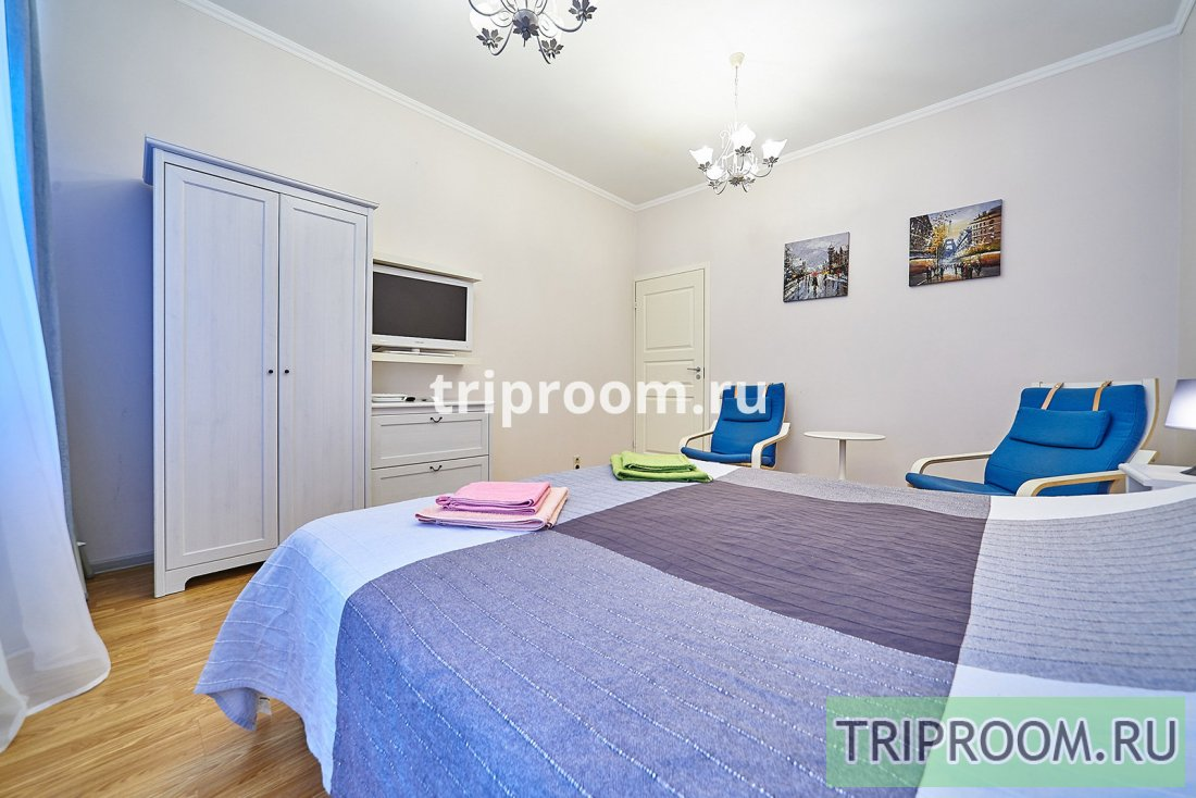 1-комнатная квартира посуточно (вариант № 16084), ул. Канала Грибоедова набережная, фото № 5