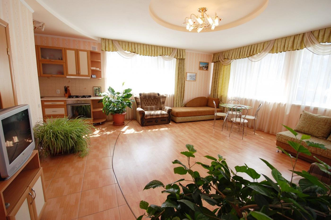 2-комнатный Коттедж посуточно (вариант № 1188), ул. Щербака улица, фото № 7
