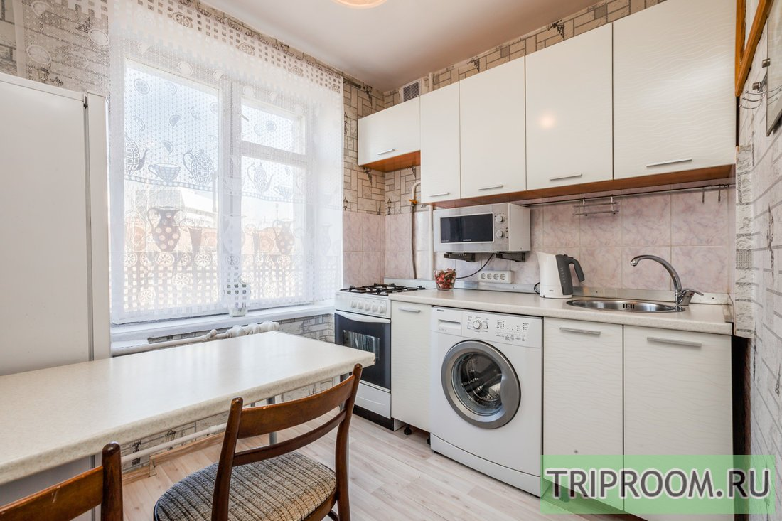 1-комнатная квартира посуточно (вариант № 64674), ул. Проспект Андропова, фото № 5