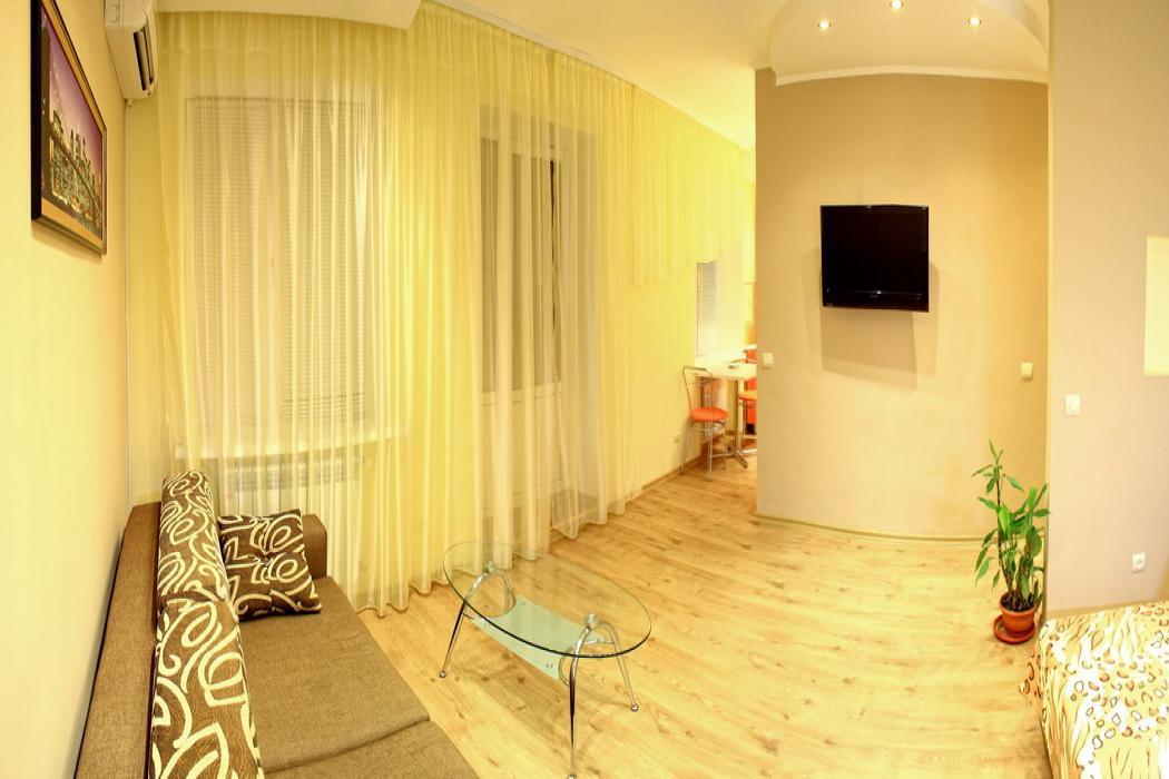 1-комнатная квартира посуточно (вариант № 610), ул. Советская улица, фото № 2