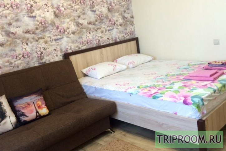 1-комнатная квартира посуточно (вариант № 32033), ул. Тархова улица, фото № 1
