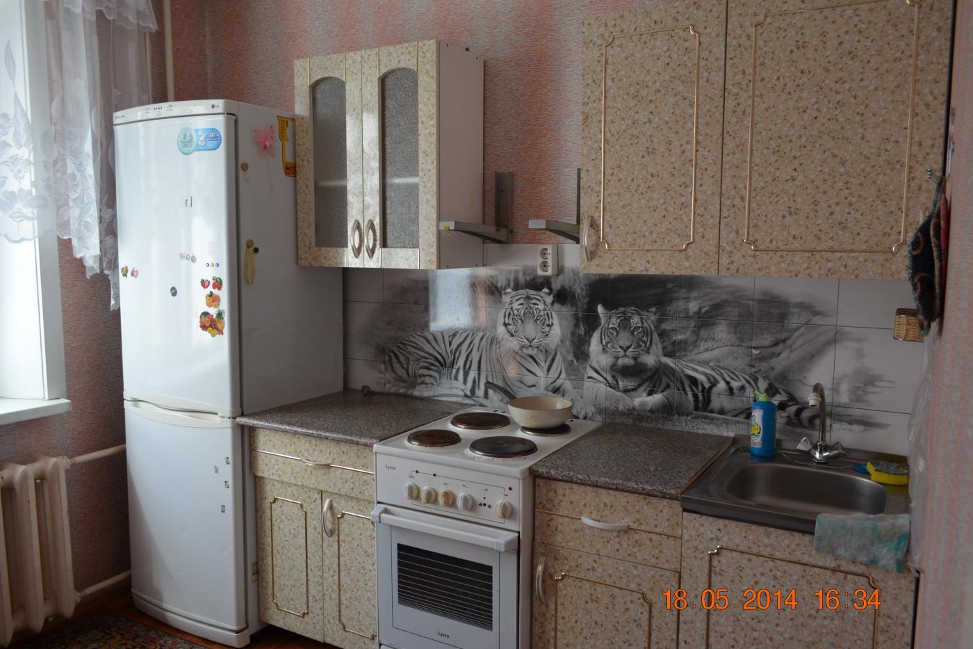 1-комнатная квартира посуточно (вариант № 1498), ул. Краснореченская улица, фото № 3