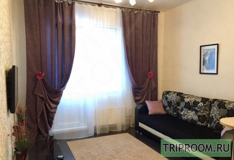 1-комнатная квартира посуточно (вариант № 45813), ул. Пролетарский пр-кт, фото № 1
