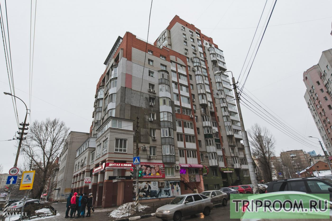 1-комнатная квартира посуточно (вариант № 14832), ул. Пугачева улица, фото № 15