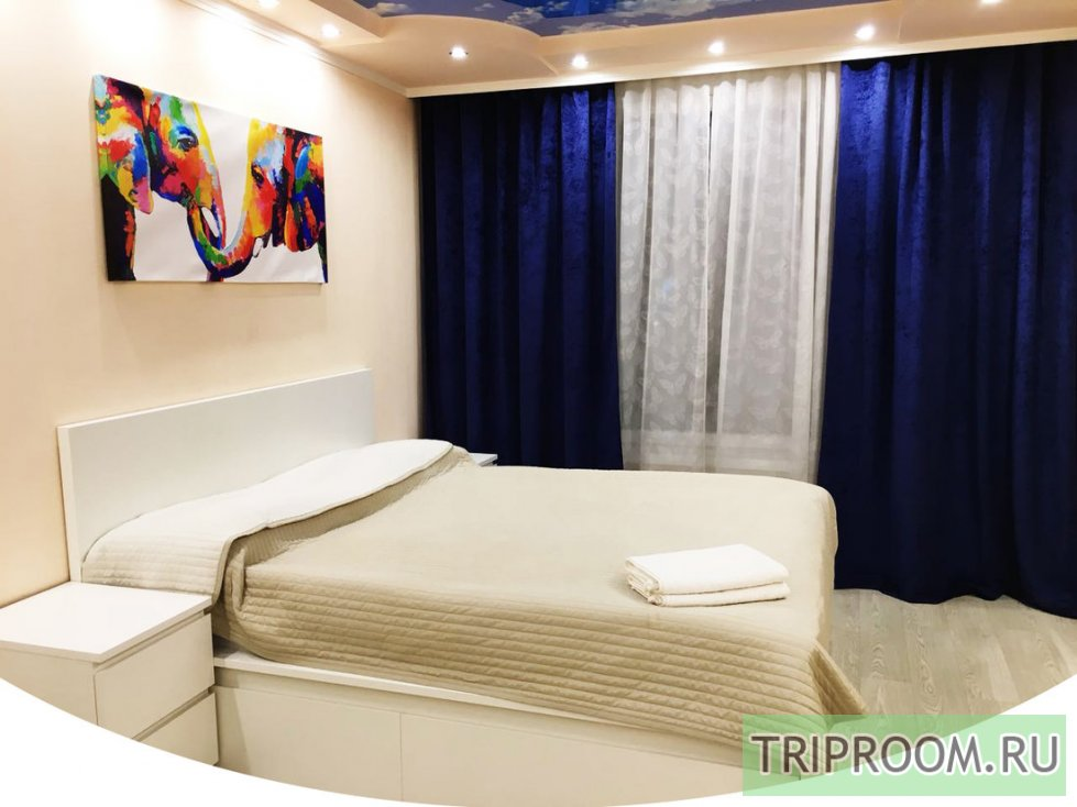 1-комнатная квартира посуточно (вариант № 39977), ул. Уральская улица, фото № 16