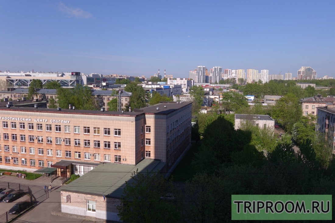 2-комнатная квартира посуточно (вариант № 54949), ул. Александра Матросова улица, фото № 20