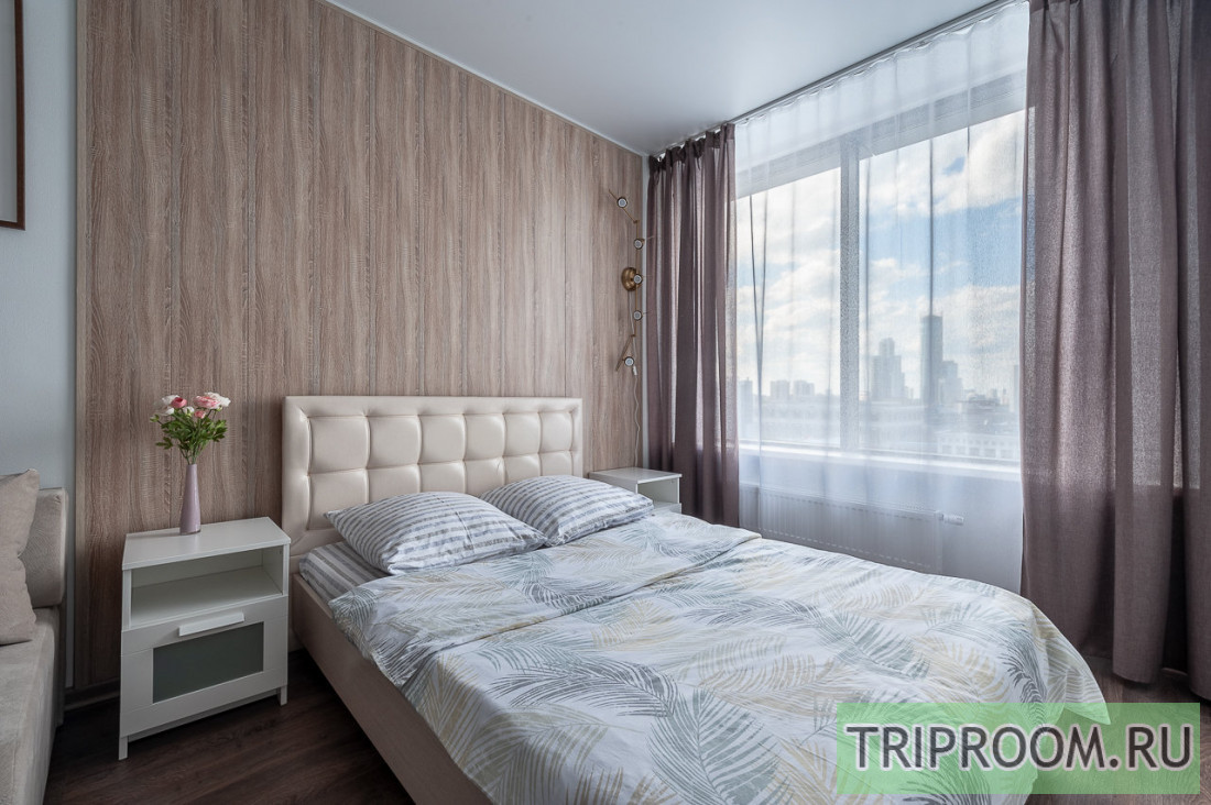 1-комнатная квартира посуточно (вариант № 61295), ул. Малышева, фото № 19