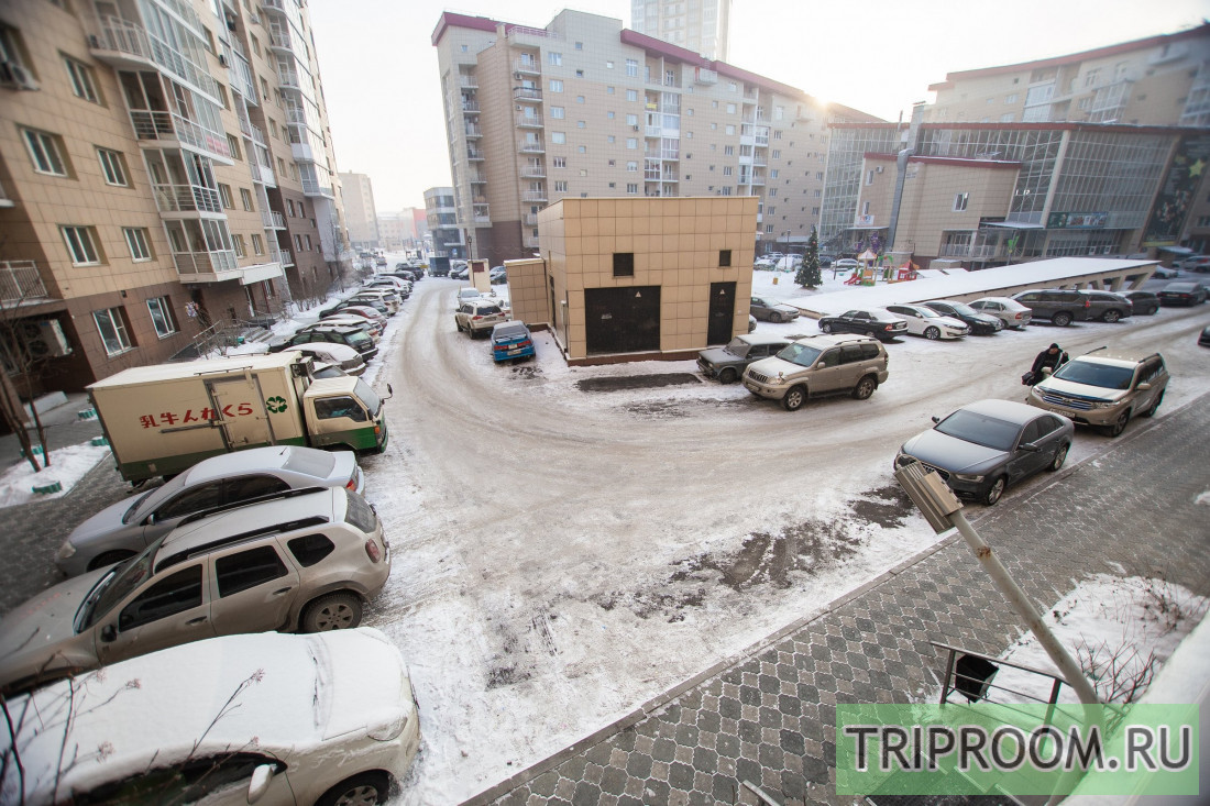 1-комнатная квартира посуточно (вариант № 61624), ул. ул. Авиаторов, фото № 18