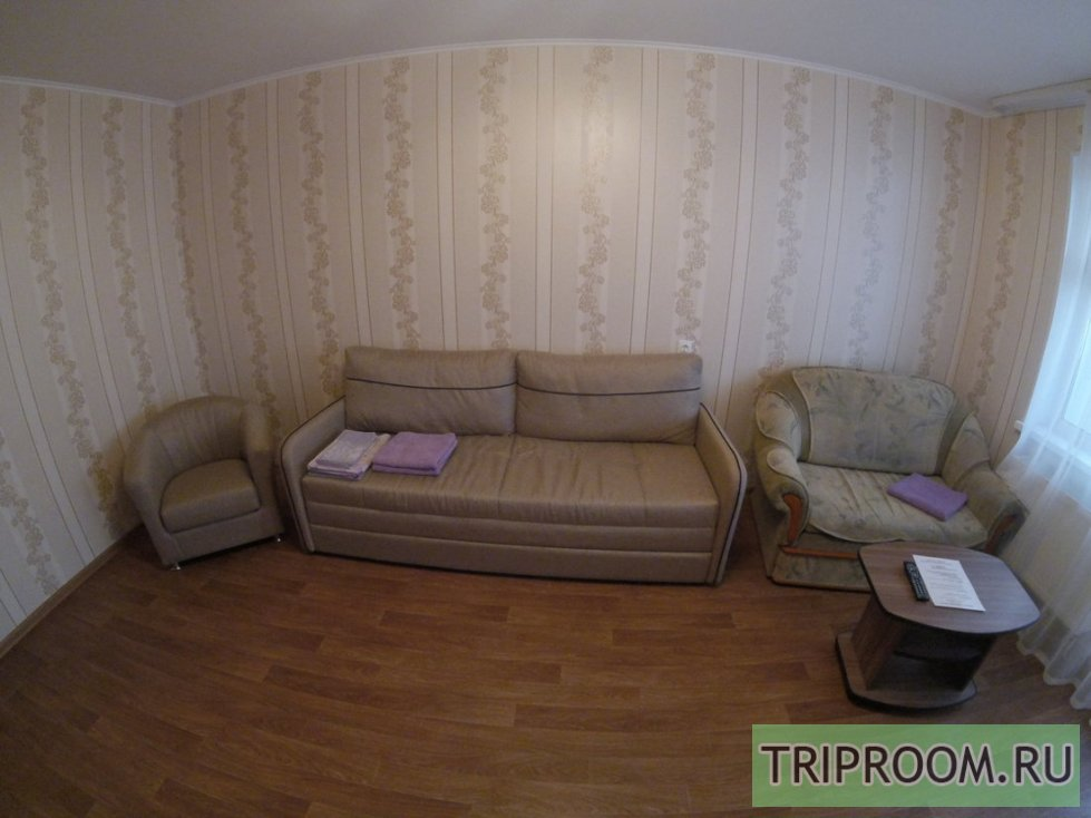1-комнатная квартира посуточно (вариант № 61827), ул. Овчинникова, фото № 2
