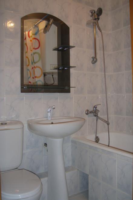 1-комнатная квартира посуточно (вариант № 644), ул. Меньшикова улица, фото № 3