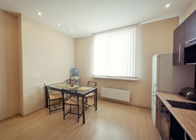 1-комнатная квартира посуточно (вариант № 196), ул. Ленина улица, фото № 4