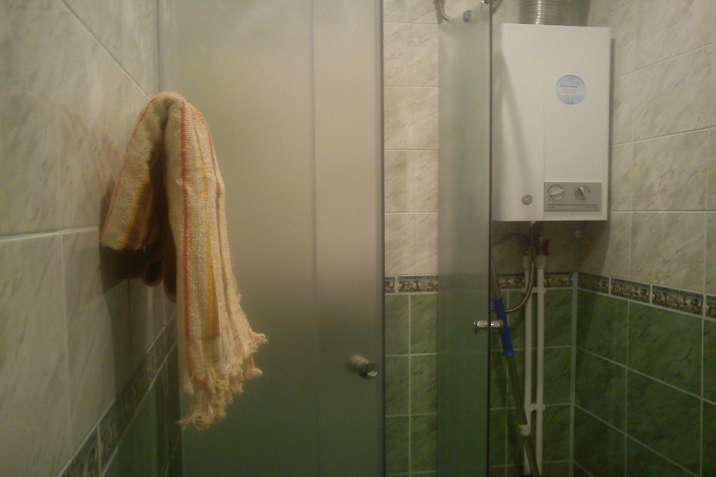 1-комнатная квартира посуточно (вариант № 2448), ул. Революции проспект, фото № 9