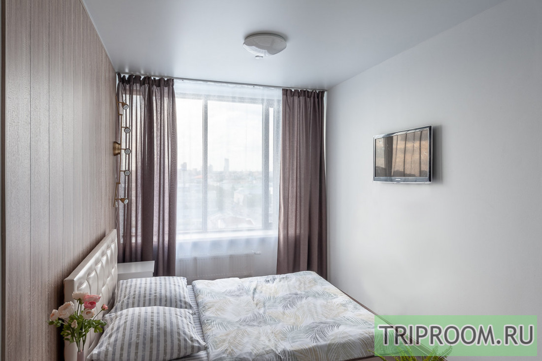 1-комнатная квартира посуточно (вариант № 61295), ул. Малышева, фото № 22