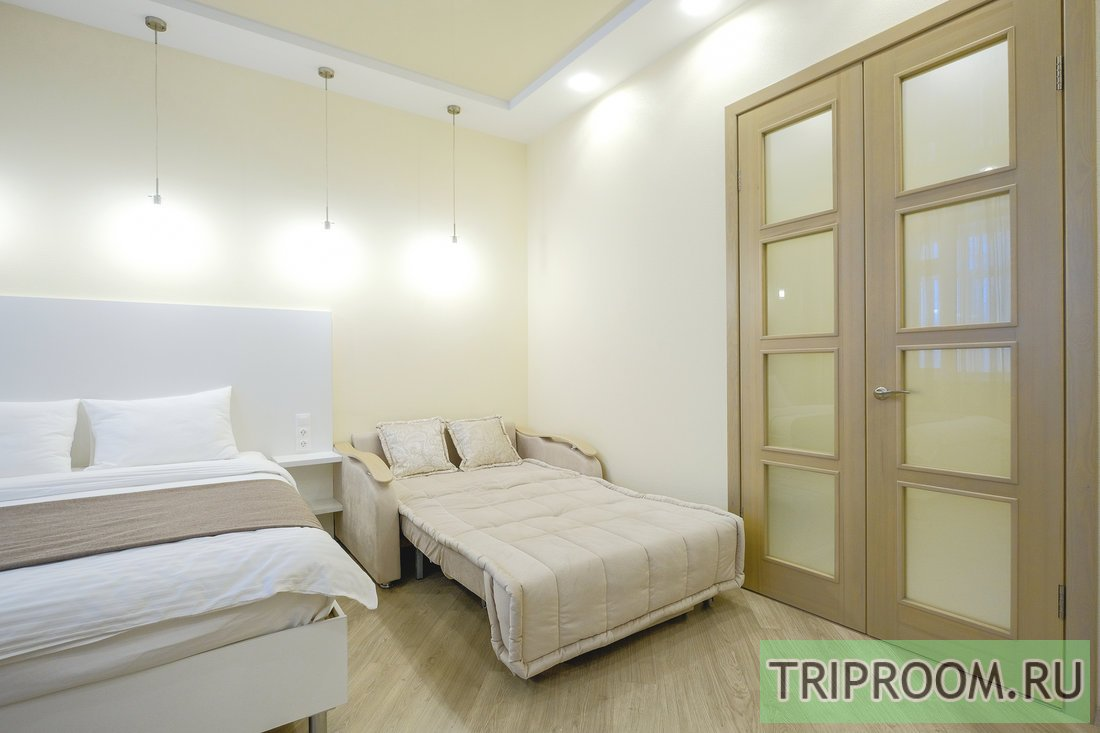 1-комнатная квартира посуточно (вариант № 55218), ул. Карташева улица, фото № 6
