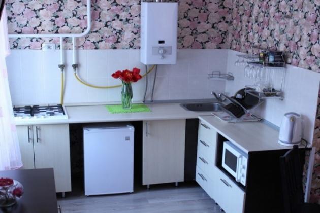 1-комнатная квартира посуточно (вариант № 3268), ул. Советская улица, фото № 3