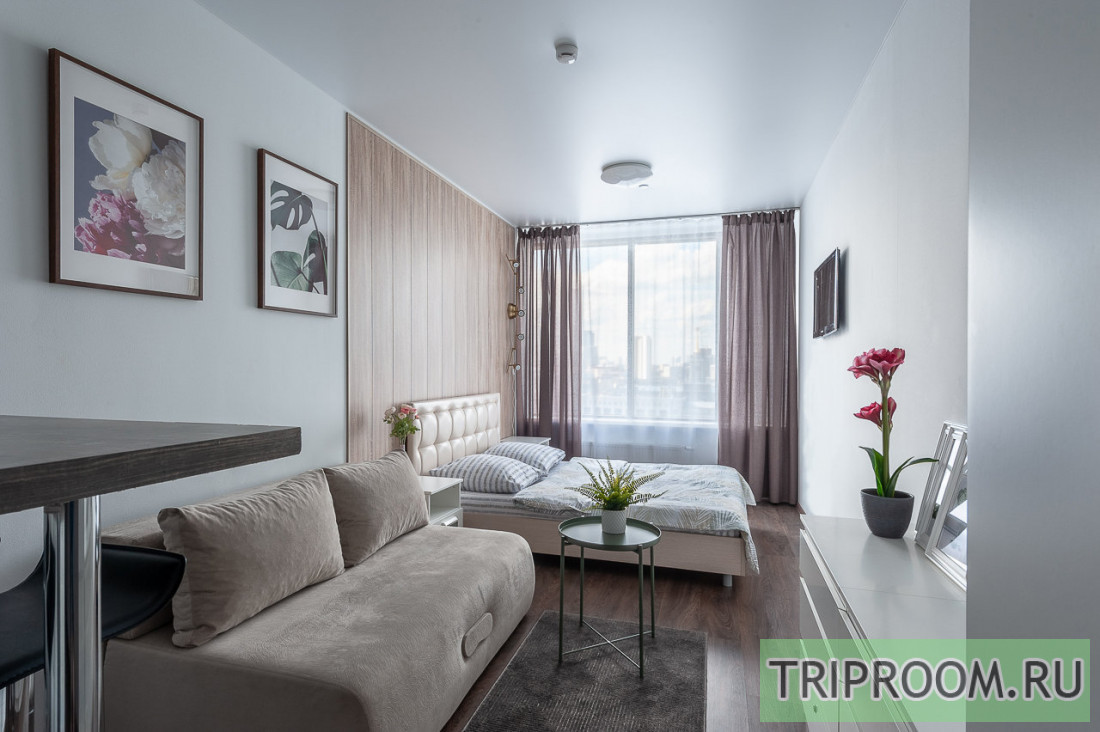 1-комнатная квартира посуточно (вариант № 61295), ул. Малышева, фото № 7