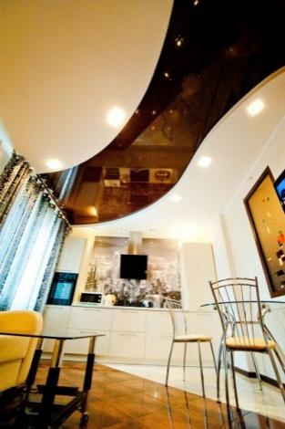 2-комнатная квартира посуточно (вариант № 3701), ул. Вавилова улица, фото № 4