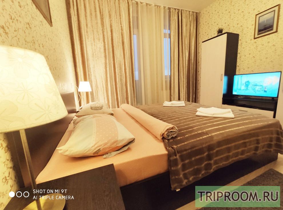 1-комнатная квартира посуточно (вариант № 48348), ул. Просвещения проспект, фото № 3