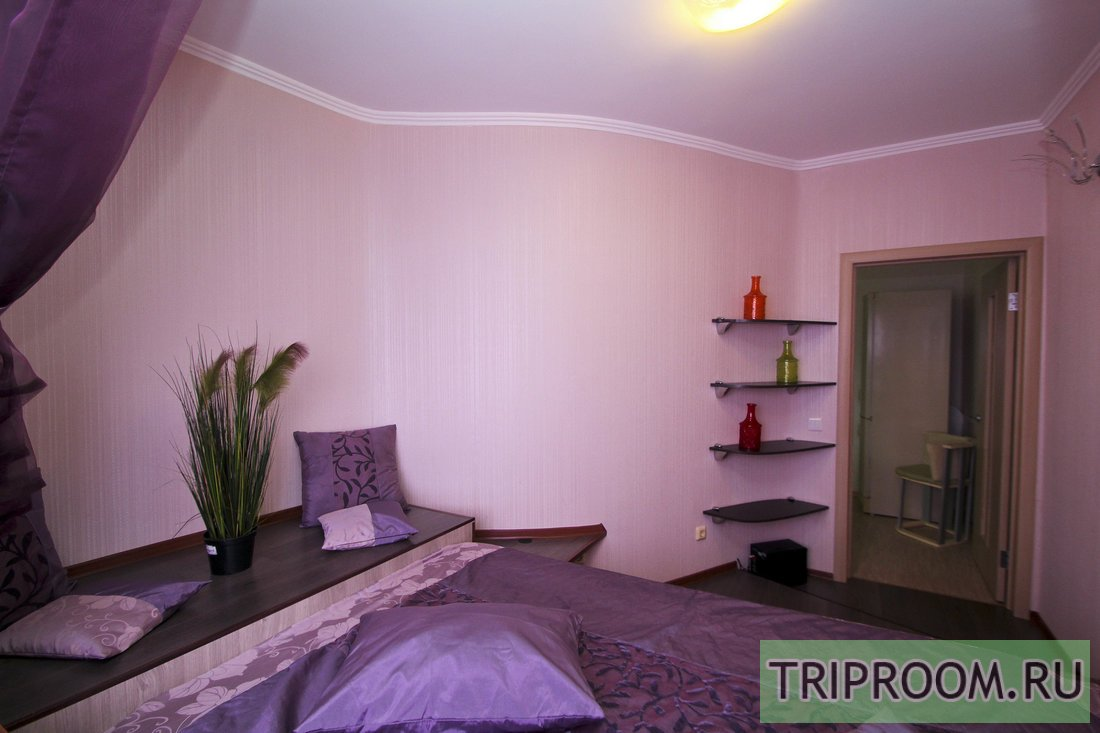 1-комнатная квартира посуточно (вариант № 55194), ул. Пролетарский проспект, фото № 3