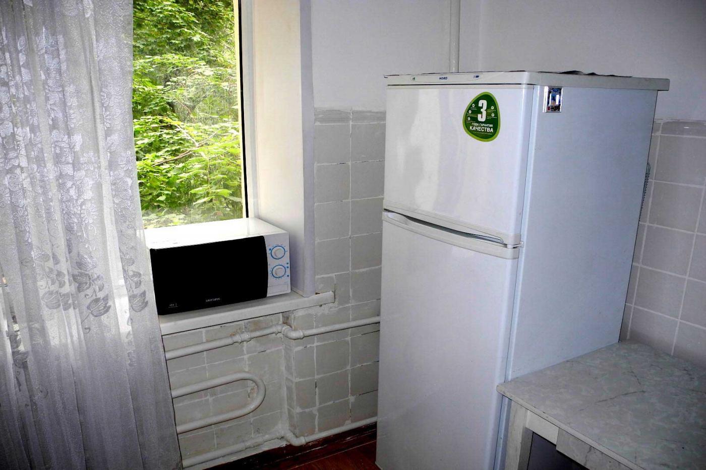 1-комнатная квартира посуточно (вариант № 3858), ул. Кольцовская улица, фото № 16