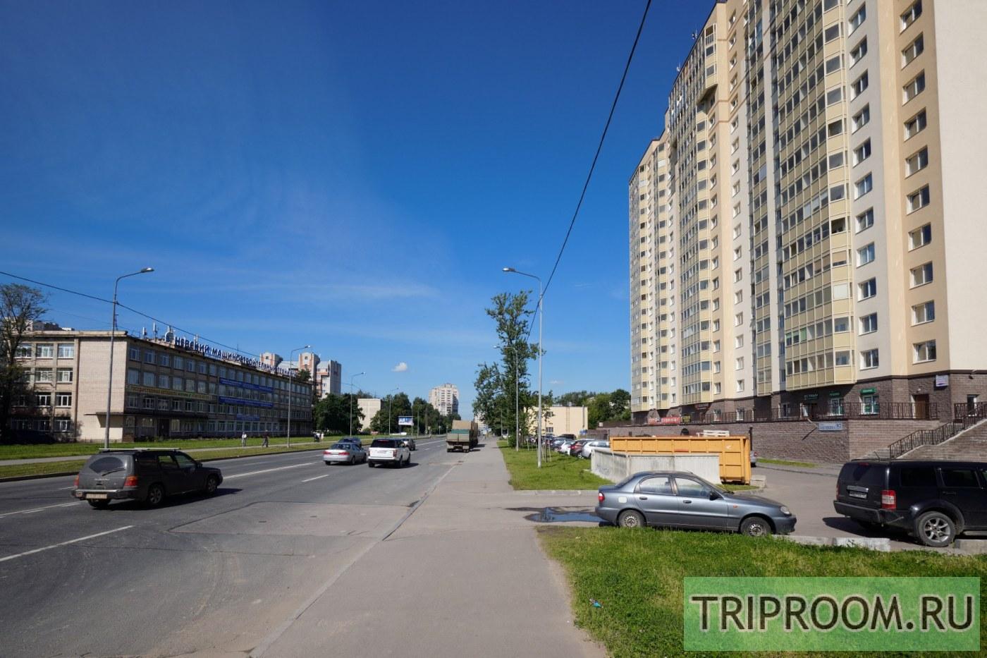 1-комнатная квартира посуточно (вариант № 22818), ул. Бабушкина улица, фото № 40