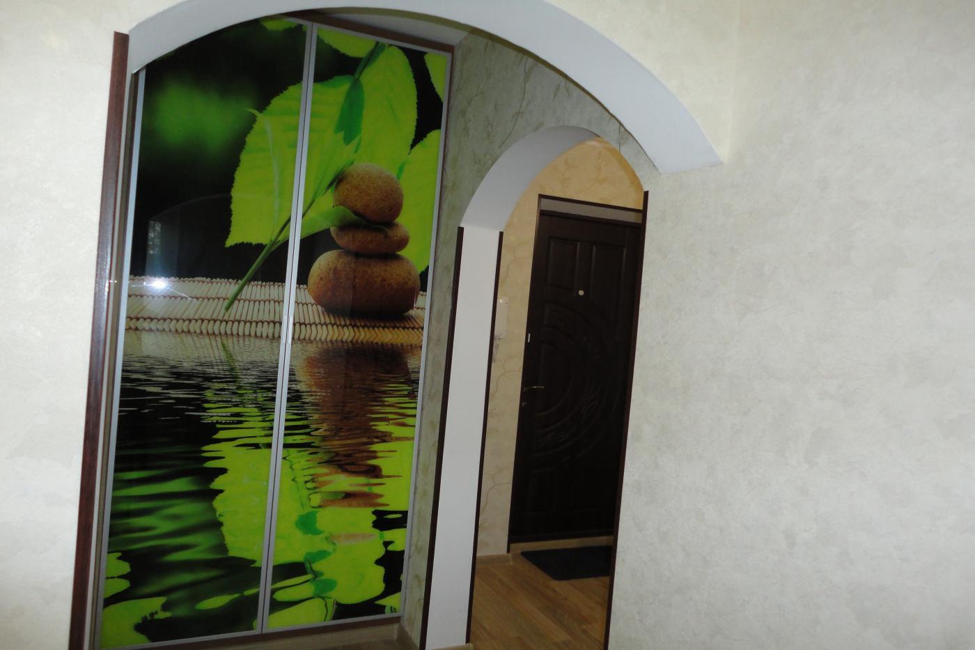 1-комнатная квартира посуточно (вариант № 626), ул. Героев Бреста улица, фото № 10